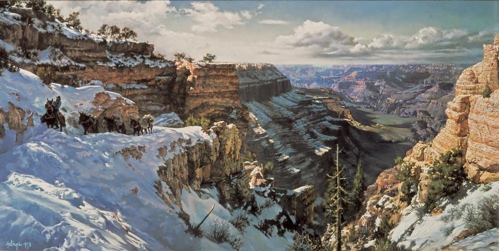Kaibab Trail - Winter 00032