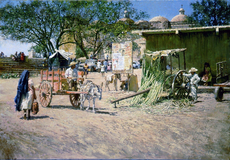 Sugarcane Vendor