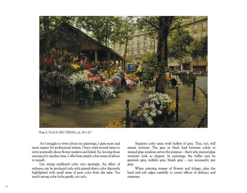 A Gallery of Paintings by Clark Hulings