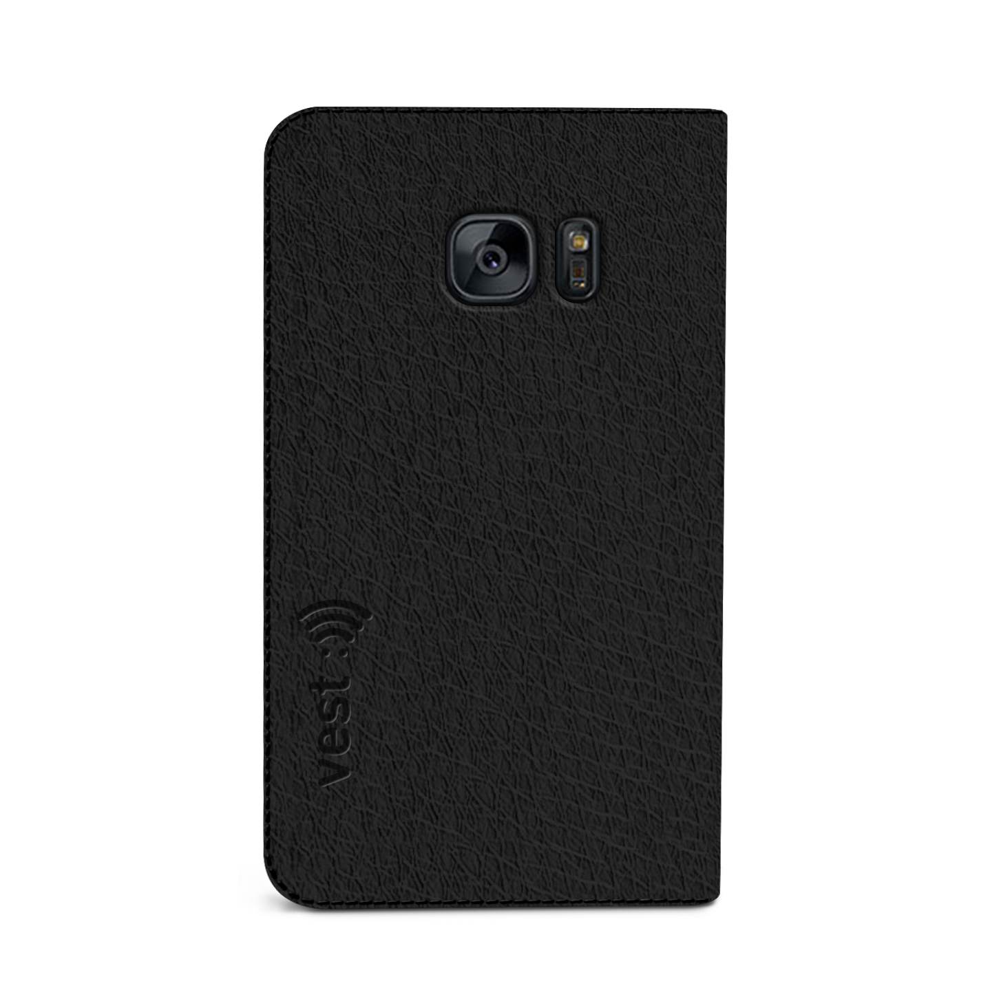 vest Anti-Radiation Wallet Case for Galaxy S7 00099