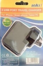 USB Travel Charger / Power Adaptor 00302
