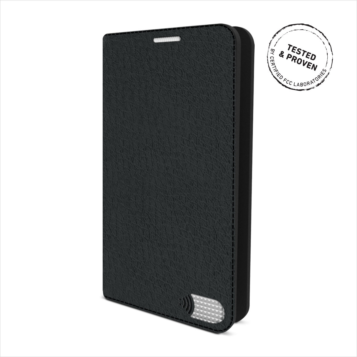 vest Anti-Radiation Wallet Case for Galaxy S6 00097