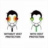 vest Anti-Radiation Headset Bluetooth