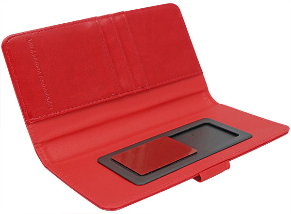 vest Anti-Radiation Wallet Case - Universal medium to large