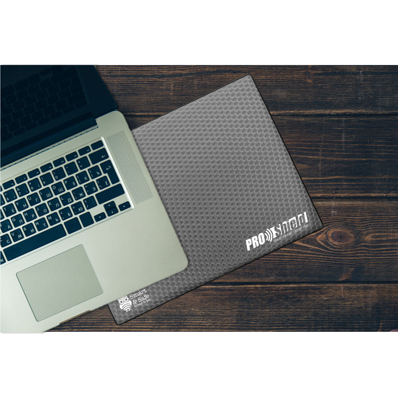 Radiation Free Laptop Shield 085SS