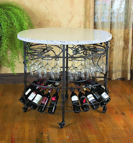 Vineyard Oval Celebration Table
