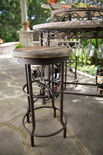 "Vineyard 26"" Bar Stool"