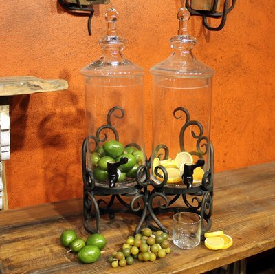 Siena 2 Gallon Double Beverage Server