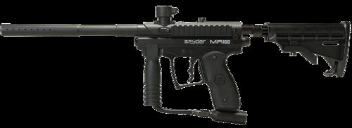 Spyder MR100™ PRO Diamond Black 15204