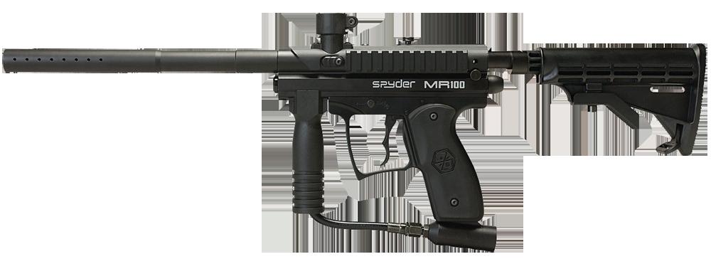 Spyder MR100 PRO (Diamond Black)
