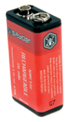 Rechargeable 9.6V Battery 94795