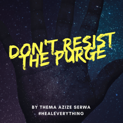 Don't Resist the Purge Ebook
