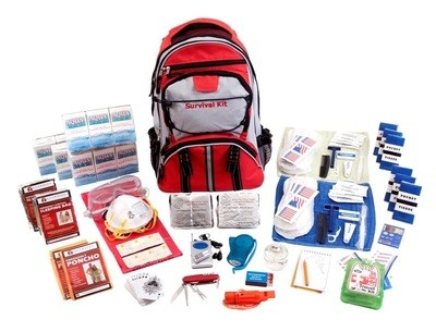 2 Person EnjoyCPR Deluxe Survival Kit