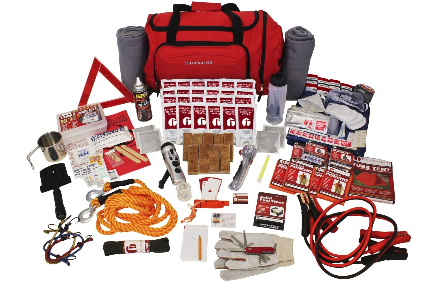 Family Road Lifesaver Pack