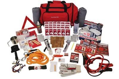 Family Road Lifesaver Pack