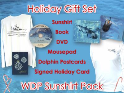 Holiday Gift Set - Stenella Sunshirt