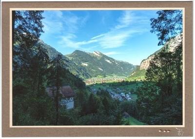 Bergwelten Fotokarte