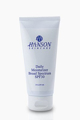 Daily Moisturizer Broad Spectrum SPF 30, 2 oz. Tube