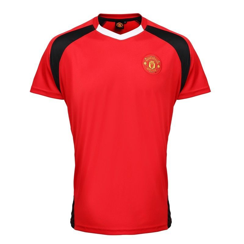 Manchester United FC Adults Performance T-shirt BCMUFCAPT1