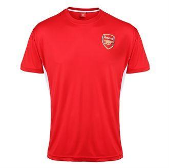 Arsenal FC Adults Performance T-shirt BCAFCAPT1