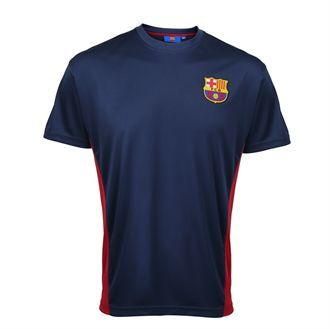 FC Barcelona Adults Performance T-shirt BCBFCAPT1