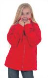 Embroidered Unisex Childrens Fleece Jacket ACCFJE2