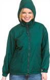 Unisex Adult Reversible Fleece Jacket