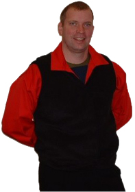 Adult & Kids Fleece Body Warmer