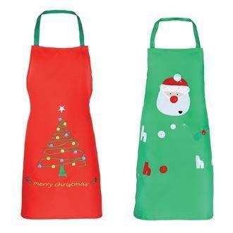 Kids Christmas apron BCKCA1