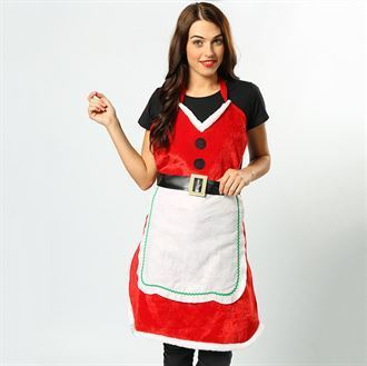 Missy Christmas Apron BCMCA1
