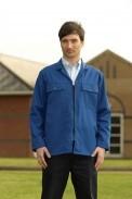 Work Jacket Zip Front