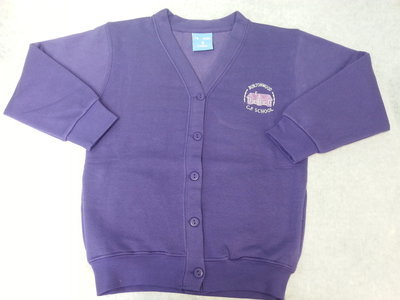 Burtonwood Community Primary Cardigan