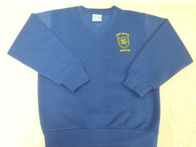 St Marys Primary V-Neck Sweatshirt