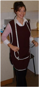Ladies Tabard (1 Pocket)