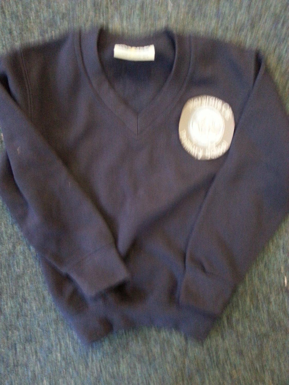 Wargrave Primary V-Neck Sweatshirt