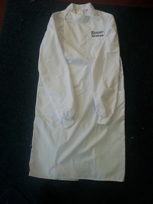Howie Style Lab Coat