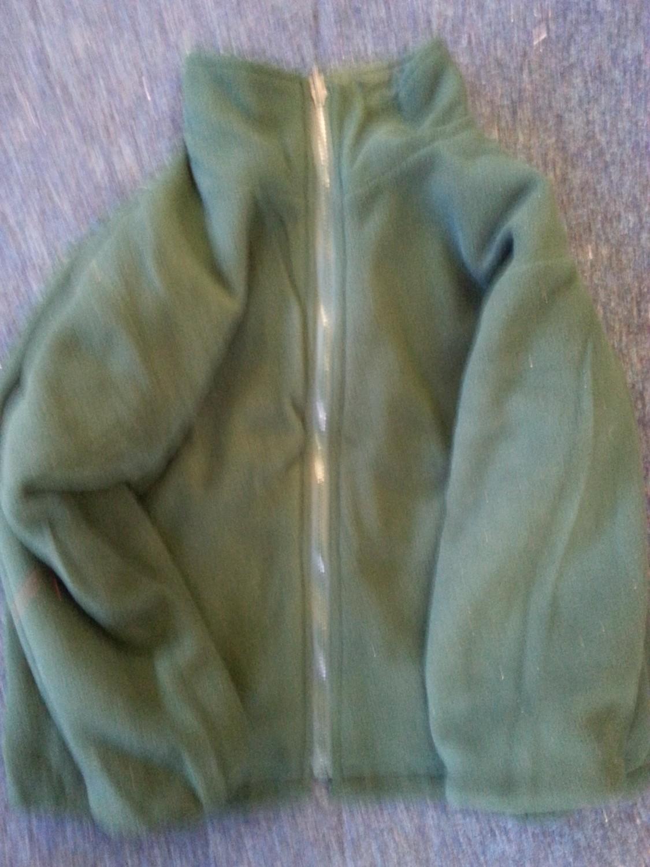 District CE Primary Fleece Jacket