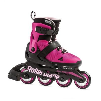 Детские раздвижные ролики Rollerblade Microblade G Pink/Bubblegum