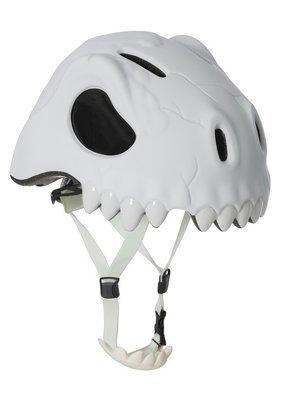 Детский шлем с регулировкой Crazy Safety - Дикий Череп