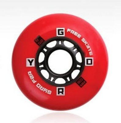 Колеса для роликов Gyro F2R 4шт