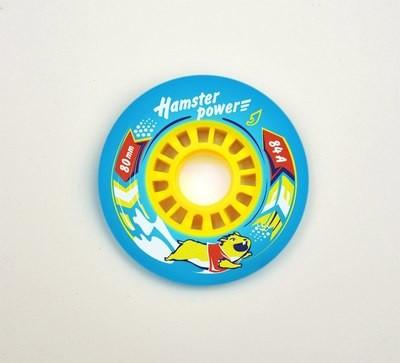 Колеса для роликов JustWheels Hamster Power 4шт