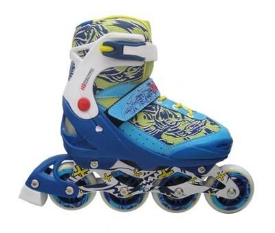 Детские роликовые коньки Explore Fusion; размеры 27-30, 31-34