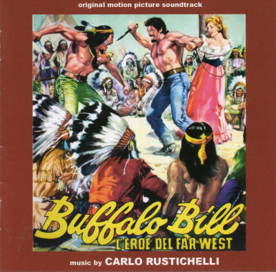BUFFALO BILL L'EROE DEL FAR WEST GDM4116