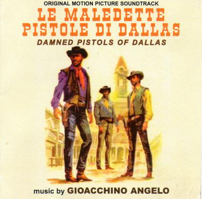 DAMNED PISTOLS OF DALLAS GDM 4139