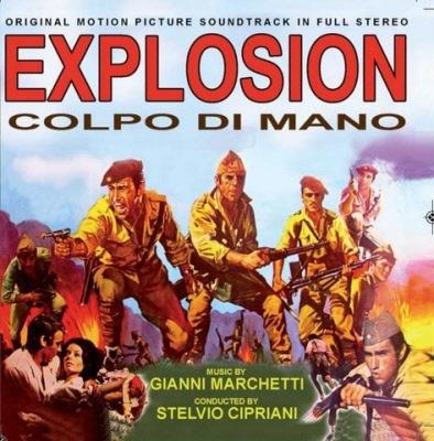 EXPLOSION(Colpo di Mano) GDM4171