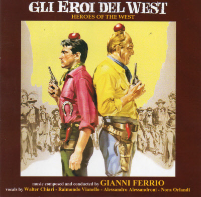 HEROES OF THE WEST GDM4153