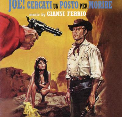 JOE:CERCATI UN POSTO PER MORIRE (Find a place to die) GDM 4104