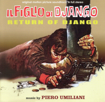 RETURN OF DJANGO GDM 4124