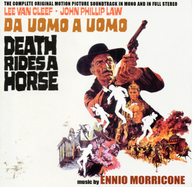 DEATH RIDES A HORSE GDM 4130