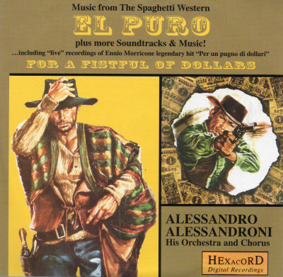 EL PURO PLUS MORE SOUNDTRACKS & MUSIC HCD 9302